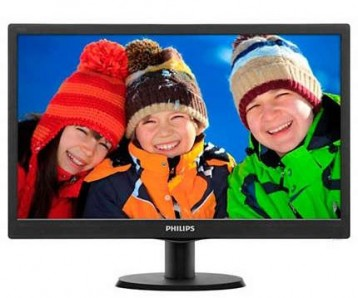 "PHILIPS 193V5L 18.5"" LED"