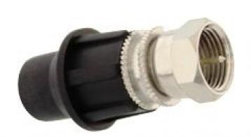 F αρσενικό universal screw με CAP