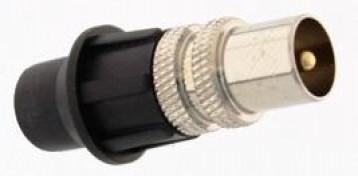 IEC 9.5mm Αρσενικό με CAP